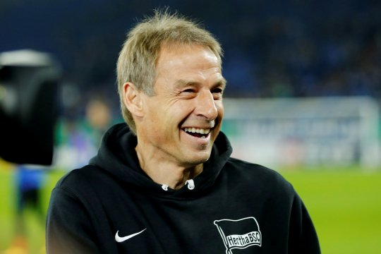 Klinsmann ditendang dari manajemen Hertha Berlin