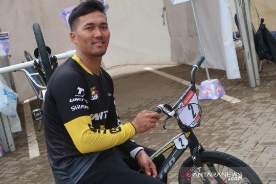 Bagus Saputra jaga asa menuju Olimpiade 2020 usai juarai Kejurnas BMX