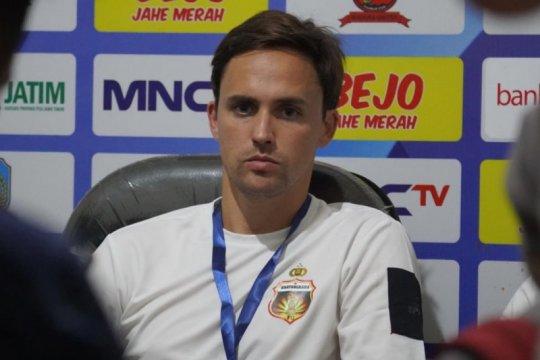 Paul Munster masih tak percaya Bhayangkara FC ditahan Persiraja