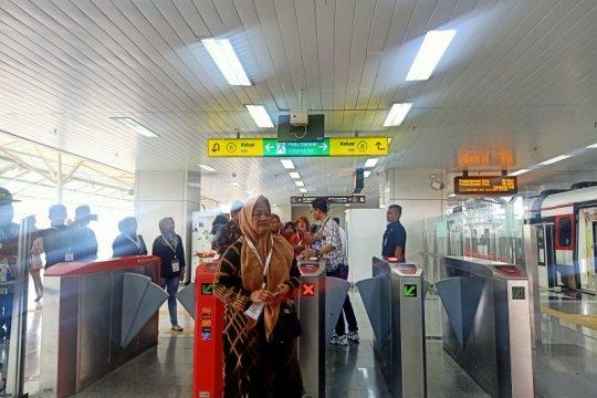 LRT Jakarta tepis proyek fase II bersinggungan trayek dengan  MRT