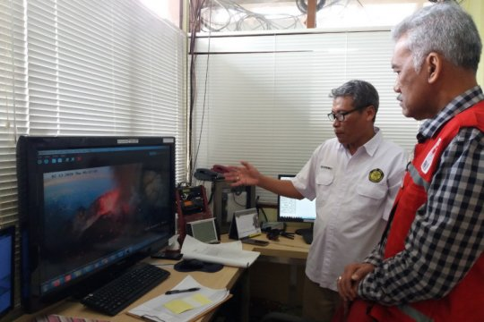 PMI DIY siagakan relawan antisipasi bencana erupsi Gunung Merapi