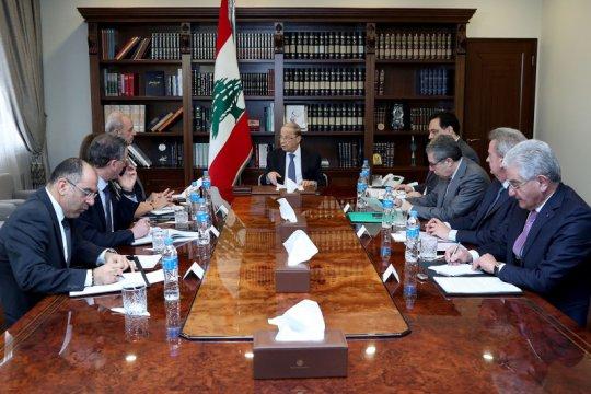 Presiden Lebanon serukan keadaan darurat dua minggu