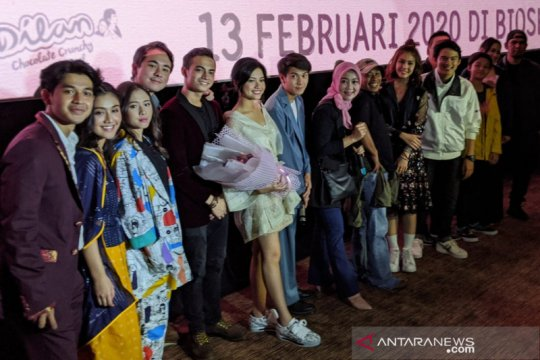 "Kesan Atalia Praratya Kamil atas film ""Milea: Suara Dari Dilan"""