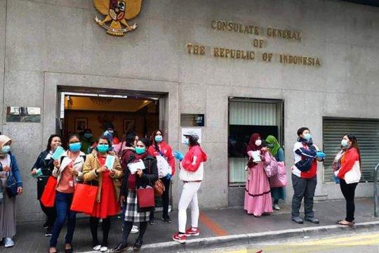 PMI NTT di Hong Kong minta bantuan pemprov kirim masker