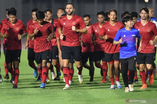 PSSI: Program timnas diubah setelah Kualifikasi Piala Dunia ditunda