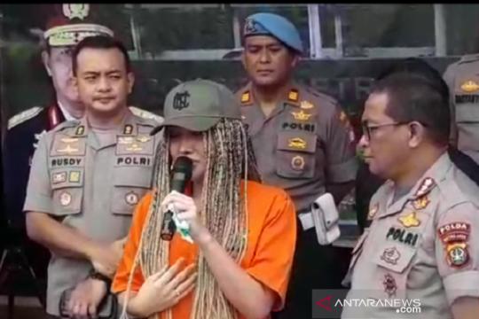 Ini alasan Lucinta Luna dipindahkan ke Rutan Pondok Bambu