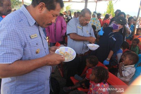Pemkab Jayawijaya bentuk tim perbaiki temuan gizi buruk