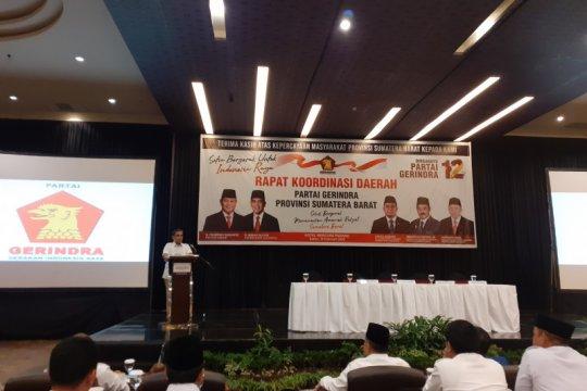 Ahmad Muzani sebut peluang Nasrul Abit diusung Gerindra besar