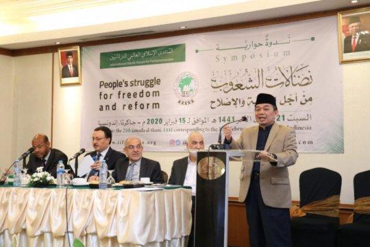 FPKS: IIFP tegaskan keberpihakan isu kesejahteraan dan perdamaian