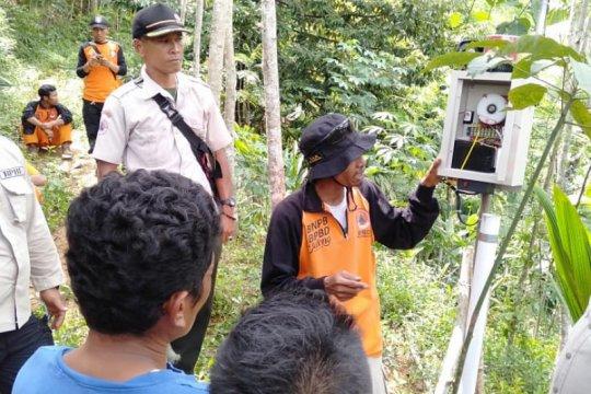 BPBD Banjarnegara intensifkan pemantauan alat deteksi longsor