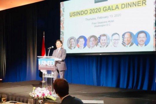 Menkominfo paparkan proyeksi ekonomi digital Indonesia di Washington
