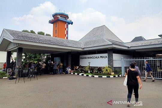 Tak ada persiapan khusus sambut kedatangan WNI dari Wuhan di Halim