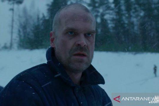 """Cuplikan """"Stranger Things 4"""" tampilkan Hopper hidup di Rusia"""