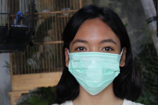Produksi masker di Jakarta terganggu karena sulit bahan baku