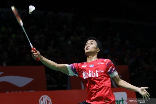 Anthony Ginting buka keunggulan Indonesia di final BATC 2020