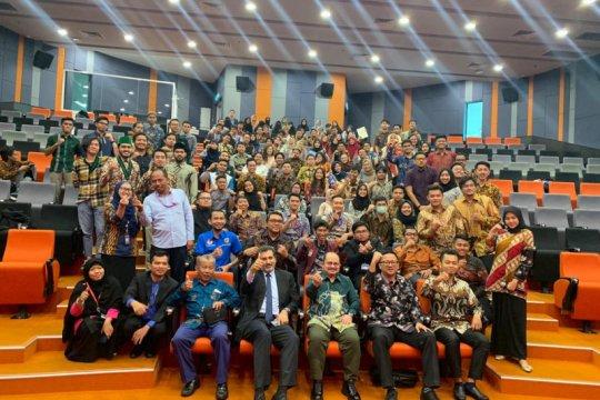 Pelantikan PPIM dihadiri Wamen Malaysia dan pejabat KBRI