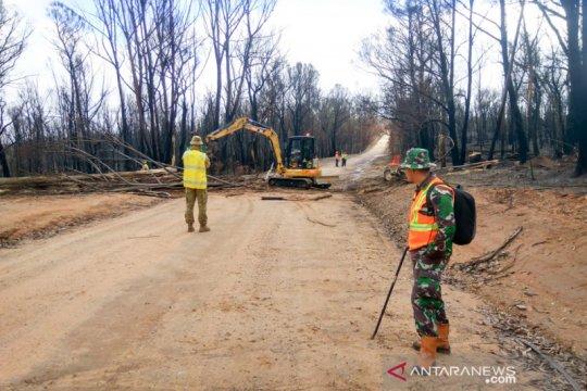 Indonesia bantu bersihkan lahan bekas kebakaran hutan Australia