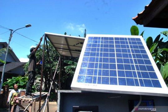 Dirjen :Pengembangan panel surya semakin murah