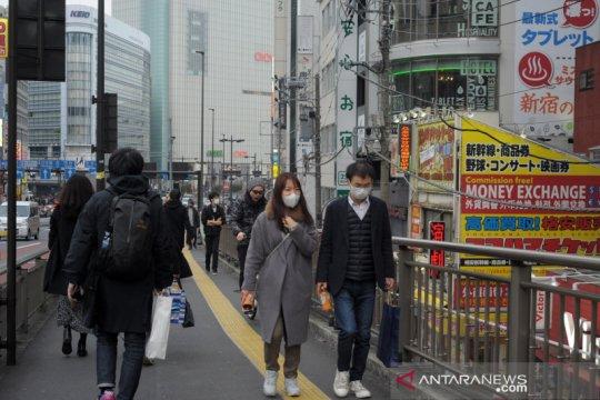 Virus meningkat seiring resesi yang membayangi Singapura dan Jepang