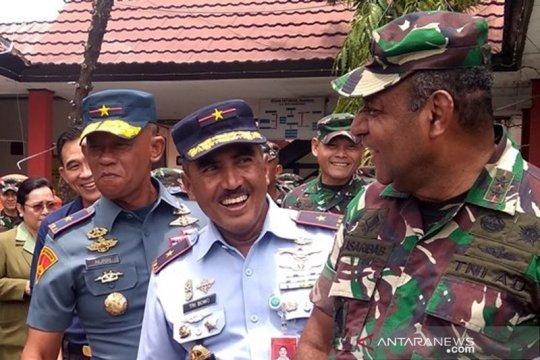 TNI AU siapkan dua pesawat pulangkan 12 jenazah kecelakaan helikopter