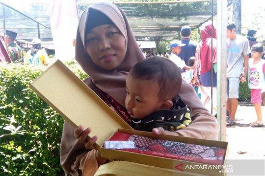 Warga Jatisrono senang sambut Jokowi