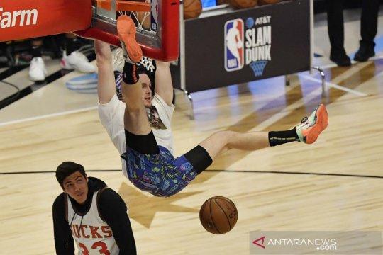 Kontes slam dunk NBA All Star 2020, siapakah juaranya?
