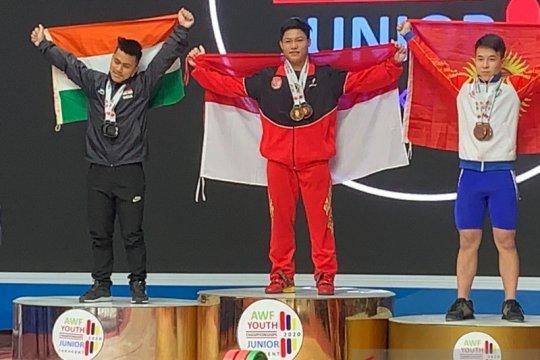 Indonesia kirim empat lifter ke Kejuaraan Dunia Remaja Virtual 2020