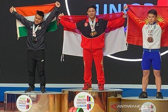Indonesia target pertajam rekor di Kejuaraan Dunia Remaja Virtual 2020