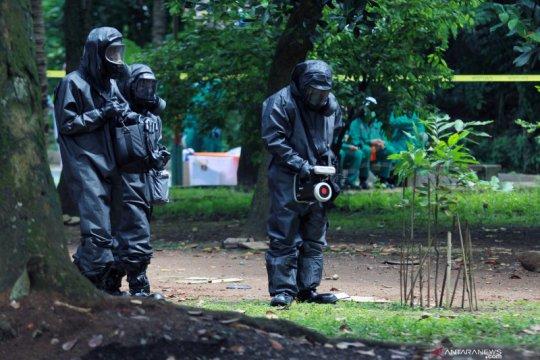 Menteri:Radiasi di kompleks Batan Indah bukan kebocoran reaktor nuklir