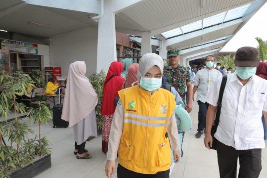 Masyarakat Lampung diminta tidak resah, usai warganya dikarantina