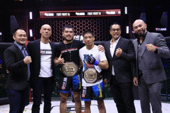 One Pride lahirkan juara baru setelah Suwardi-Jeka tersungkur