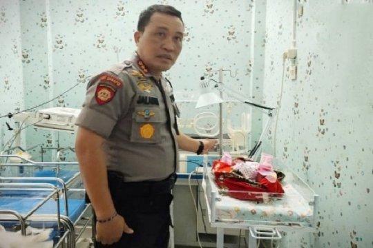 Polresta Palangka Raya tanggung biaya perawatan bayi temuan