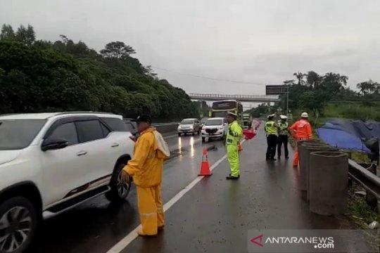 Jasa Marga pastikan Tol Cipularang kilometer 118 tidak kembali longsor