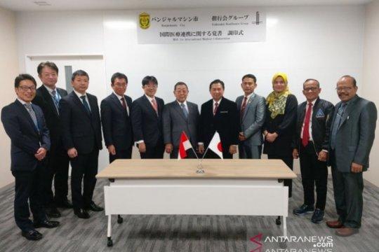 Banjarmasin gandeng Jepang tingkatkan pelayanan kesehatan