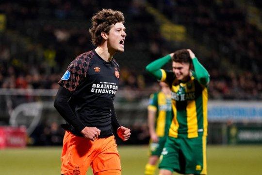 PSV pecundangi ADO 3-0 untuk naik posisi tiga