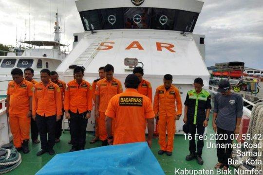 Tiga korban kapal di Perairan Numfor masih dicari tim SAR Biak-Numfor