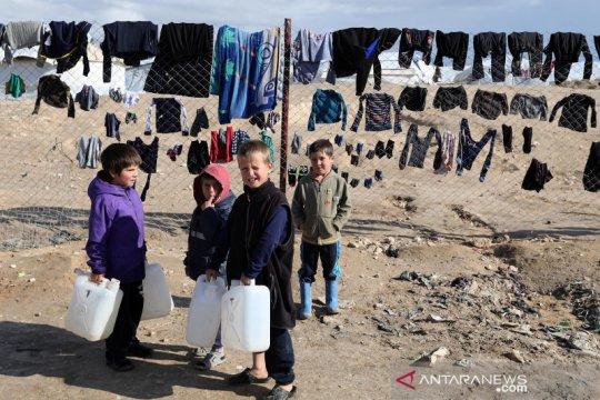 Belgia akan pulangkan anak, ibu dari kamp tahanan Suriah