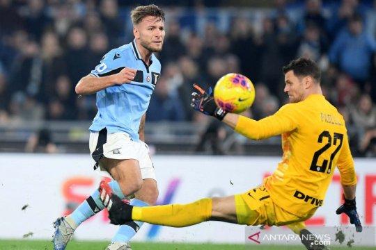 Inter perpanjang kontrak kiper Daniele Padelli