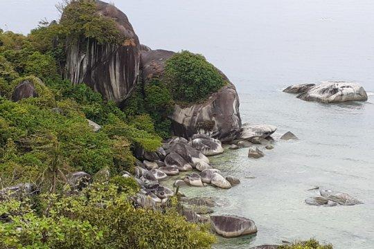 Tumbukan kerak benua dan kerak samudra di Natuna (bagian 1)