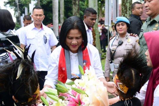 Ibu Negara dengarkan harapan anak-anak Balai Rehabilitasi Handayani
