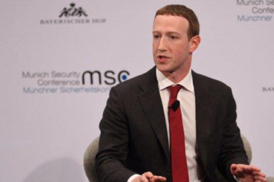 Zuckerberg: Konten online mesti diatur di antara telko dan media