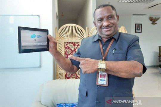 BPS Papua optimistis target 5-10 persen sensus secara daring tercapai