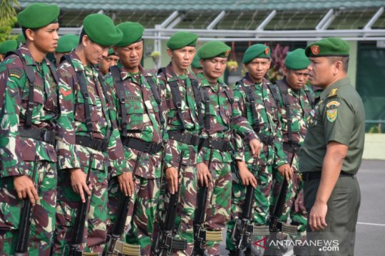 TNI siap amankan pilkada serentak 2020