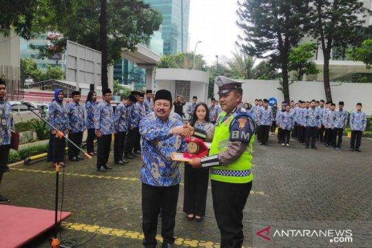 Polisi penyelamat pasien jantung diberi penghargaan Ombudsman RI