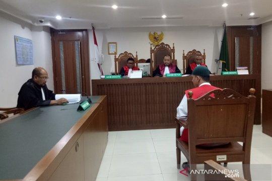 Hermawan pria pengancam penggal Jokowi dituntut 5 tahun penjara