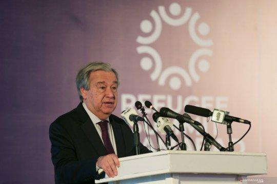 Guterres beri selamat ke Biden, tekankan pentingnya kerja sama AS-PBB