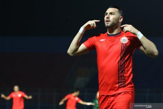 Laga penentu juara Liga 1 2018 berkesan bagi Marko Simic