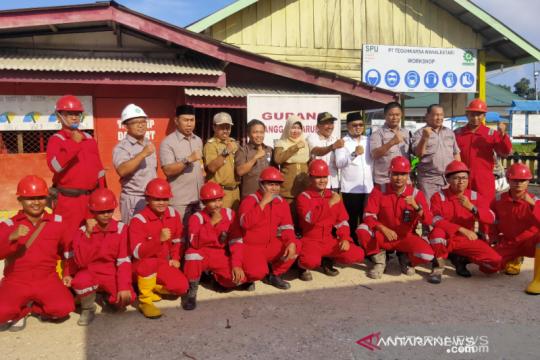Kebakaran lahan mulai marak, DPRD Siak sidak perusahaan sawit