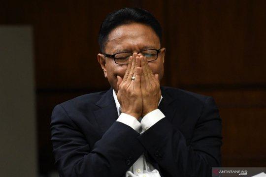 Politikus PDIP I Nyoman Dhamantra divonis 7 tahun penjara