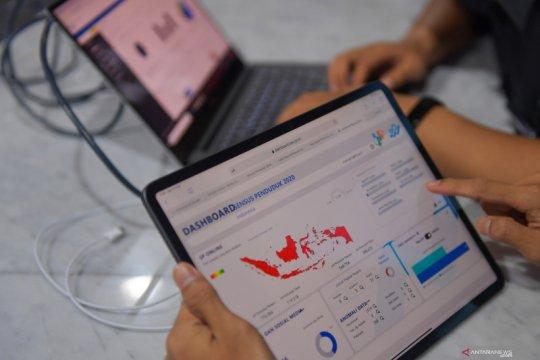Sensus penduduk secara online